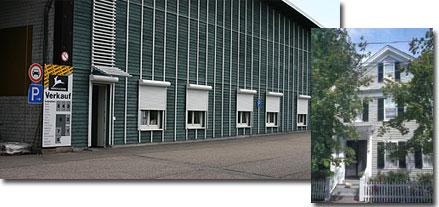 Fassadengestaltung holz  Produkte und mehr - Bauen mit Holz - Fassadengestaltung - Hirsch ...